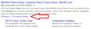 adwords ad extensions affiliate location