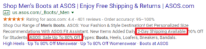 adwords ad extensions callouts