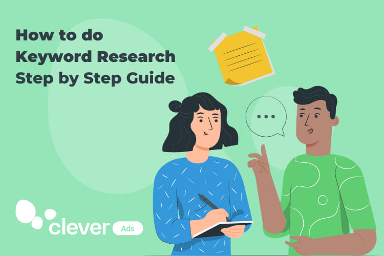 how to do a keyword research