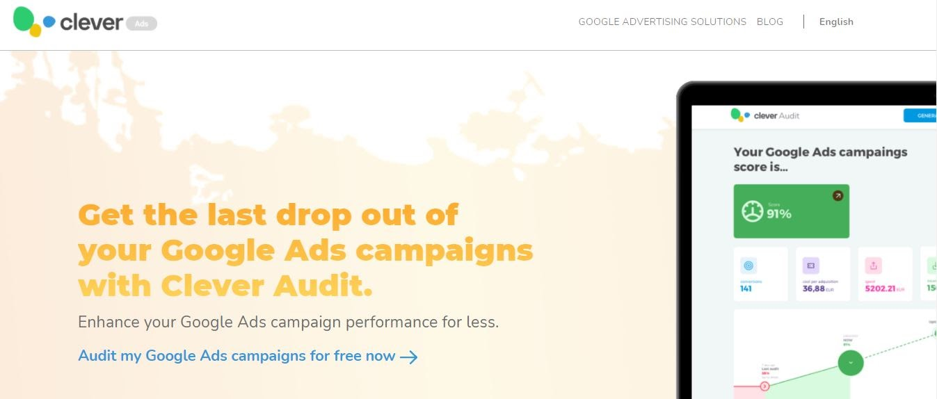 optimization tool clever ads