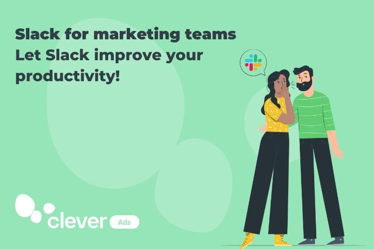 slack for marketing teams