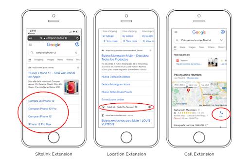 mockups mobile google extensions