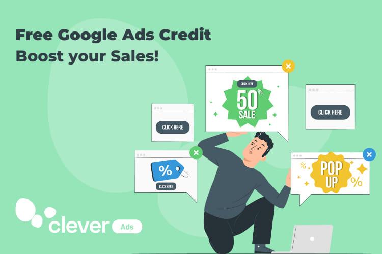 Free Google Ads Credit