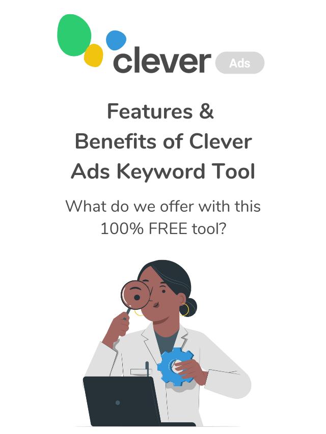 Clever Ads Keyword Planner