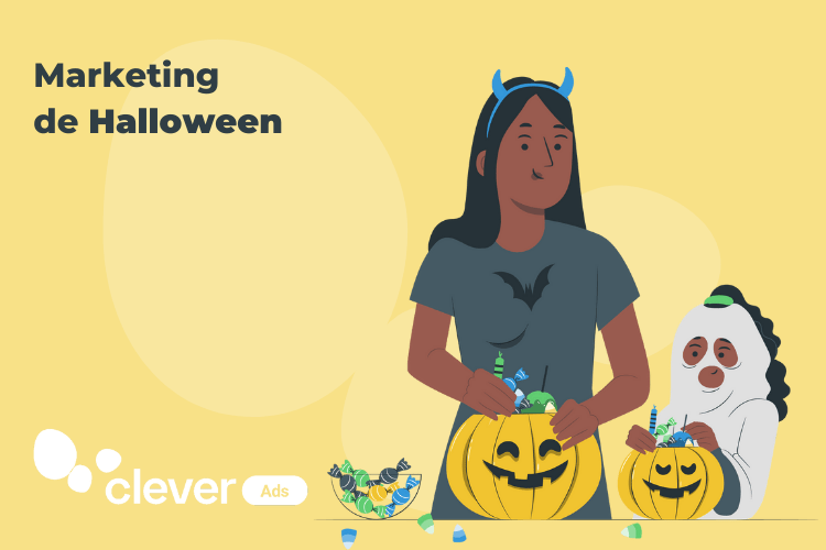 marketing de halloween cover